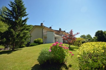 Garten der Casa Milva - Ferienhaus